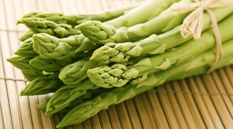 Aspargos Verde