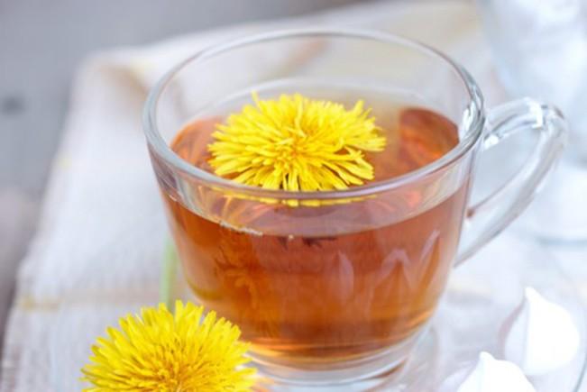 Benefício do Chá de Dente de Leão