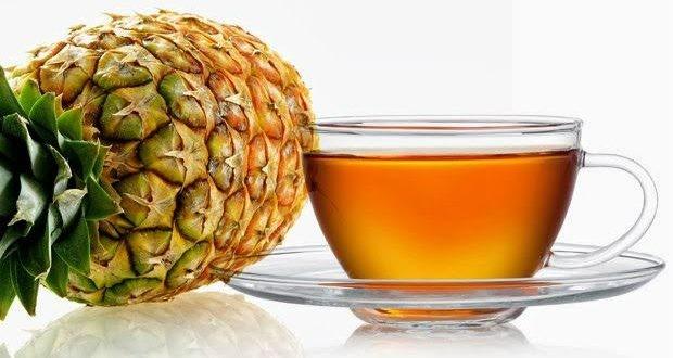 Benefício do Chá de Abacaxi