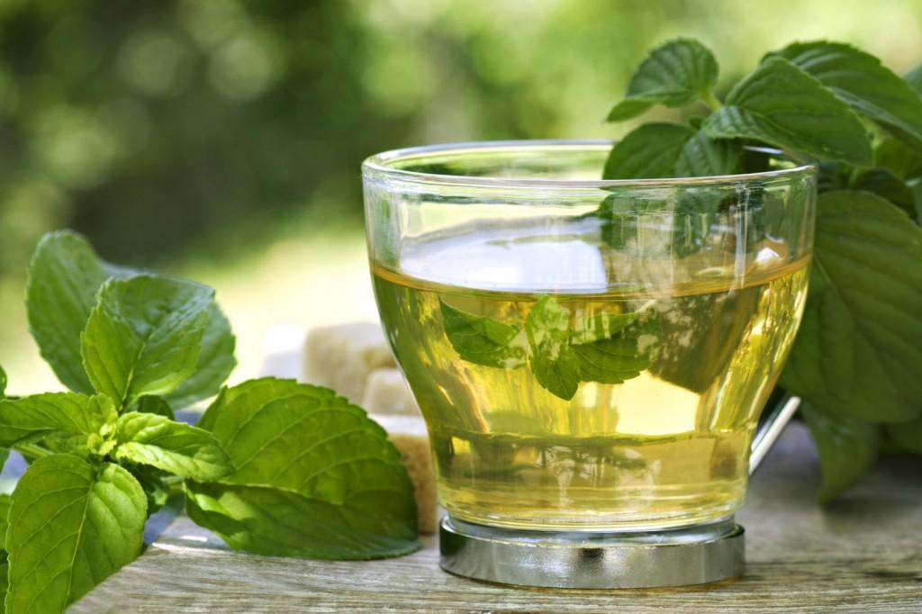 Benefício do Chá de Hortelã Pimenta