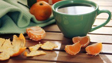 Benefício do Chá de Tangerina