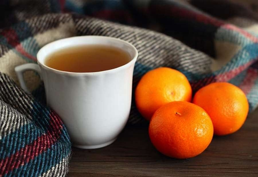 Chá de Tangerina