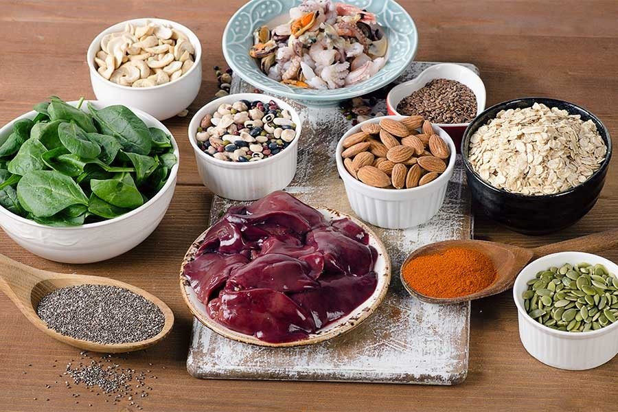 Manganês - Fontes, Benefícios e Deficiência