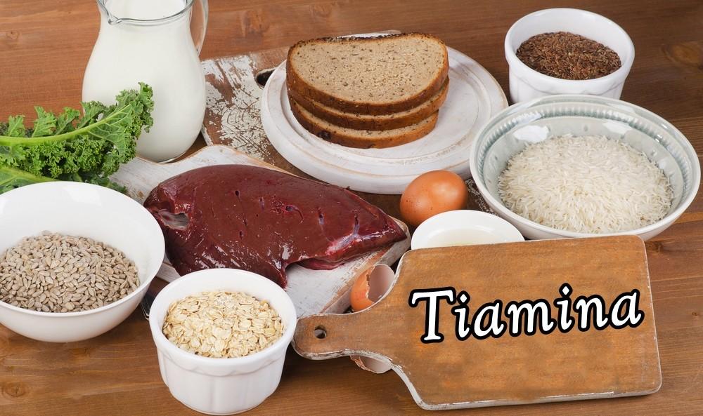 Tiamina: para que serve, alimentos, deficiência e como usar
