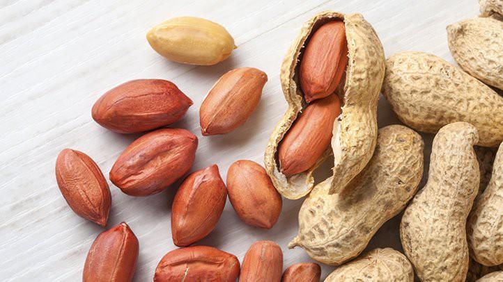 amendoim para saude
