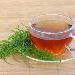Benefício Chá de Cavalinha