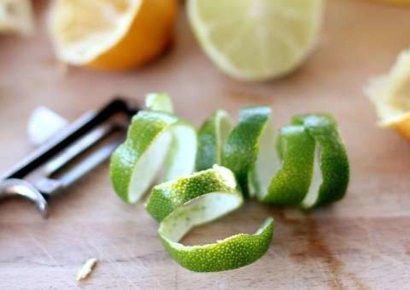 Beneficio do Chá da Casca de Limão