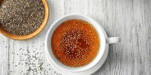 Beneficio do Chá de Chia