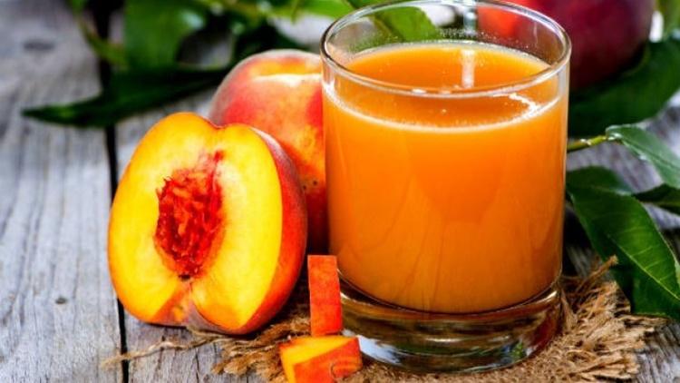 beneficio do suco de pêssego