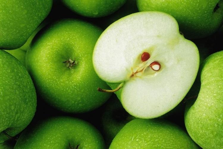 beneficios da maça verde