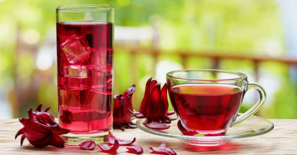 beneficios do Cha de Hibisco
