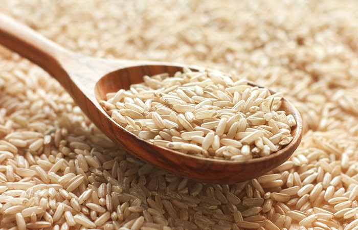 arroz integral