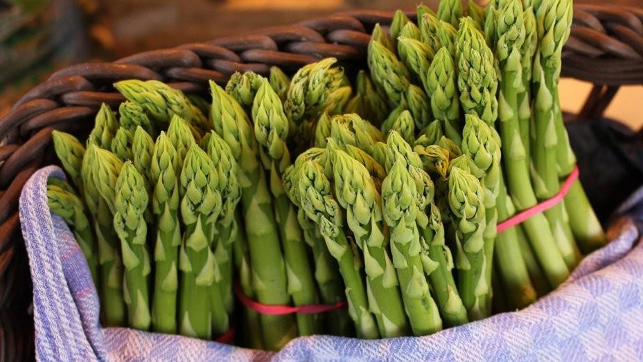 o benefícios do Aspargos Verde