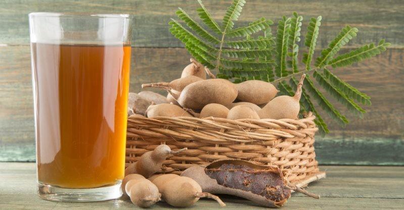 benefícios do suco de tamarindo