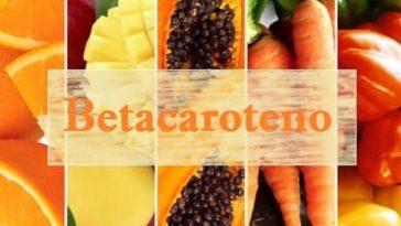 betacaroteno deficiencia