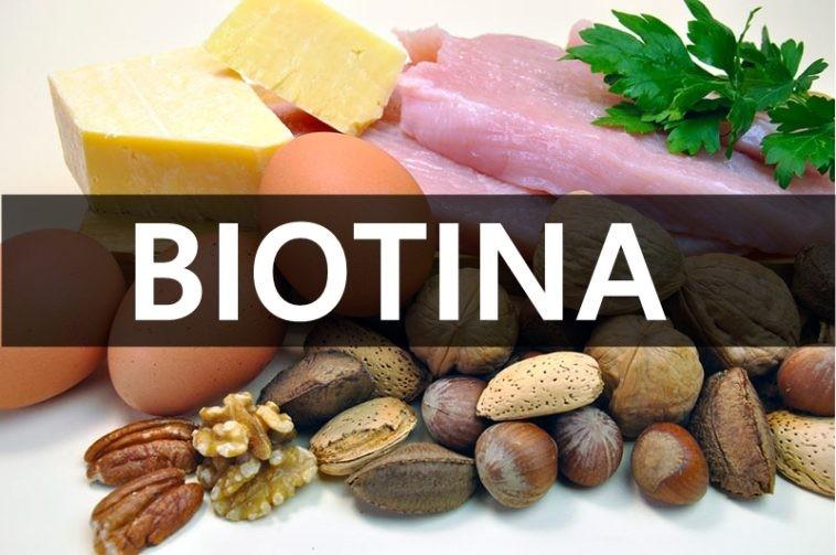 Biotina o que é