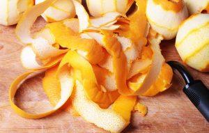 Benefícios da Casca de laranja