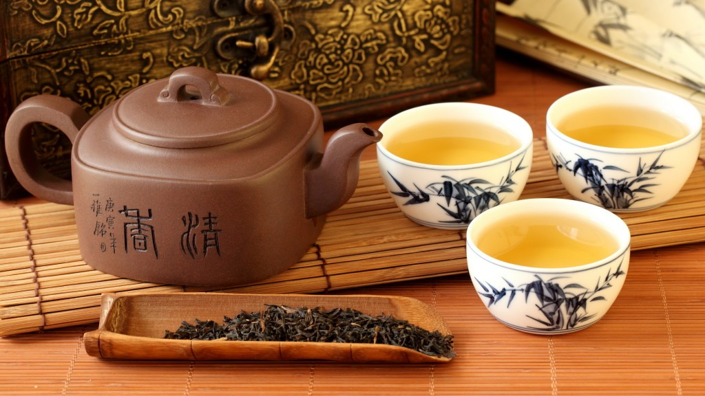 cha oolong beneficios