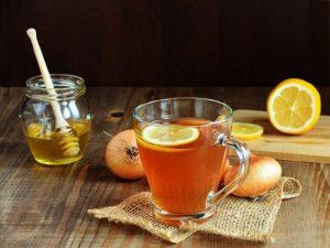 Benefícios do Chá de Cebola