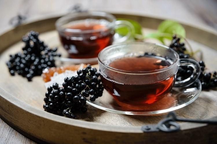 Benefícios do Chá de Amora