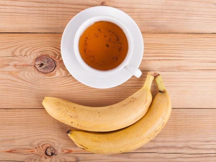 Benefícios do Chá da Banana