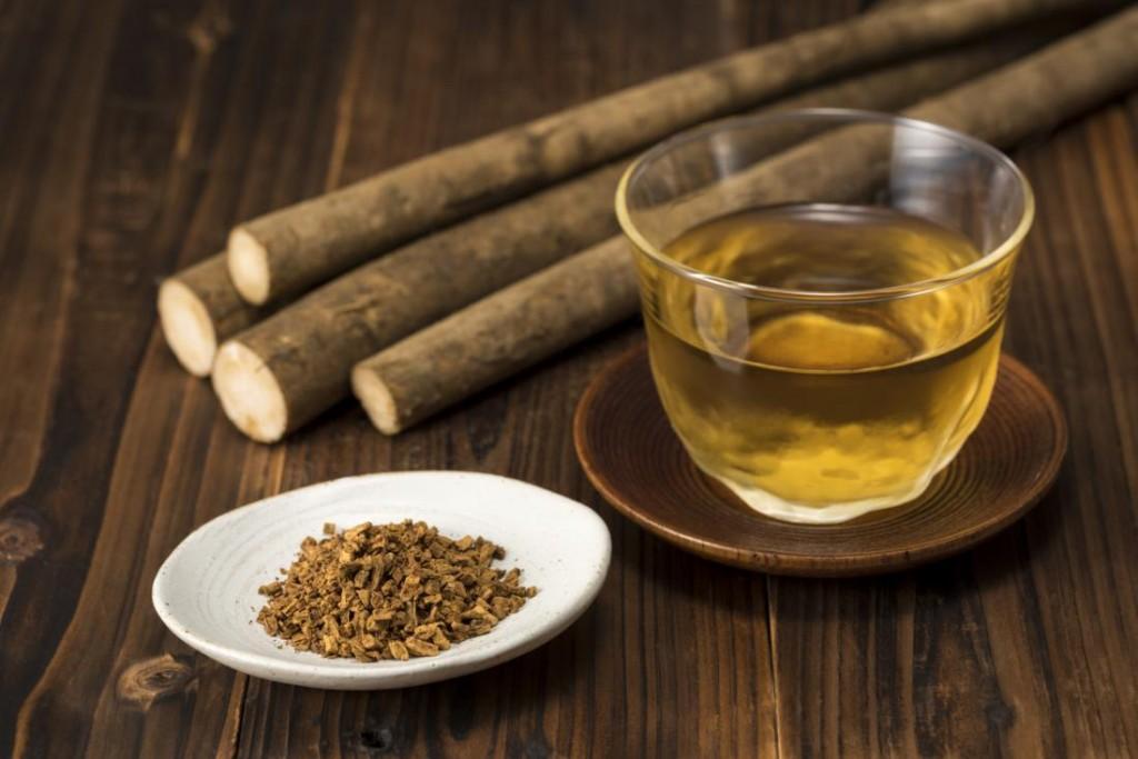 Chá de Bardana
