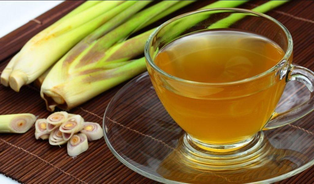 Chá de Capim Limão