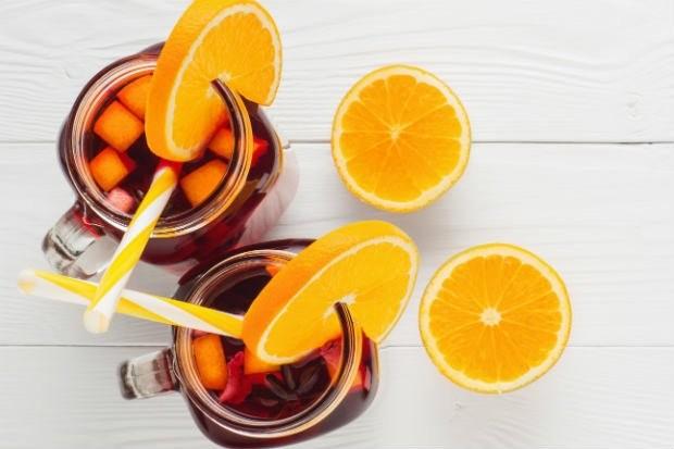 Benefícios do Chá de laranja