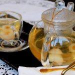 Chá de Lichia