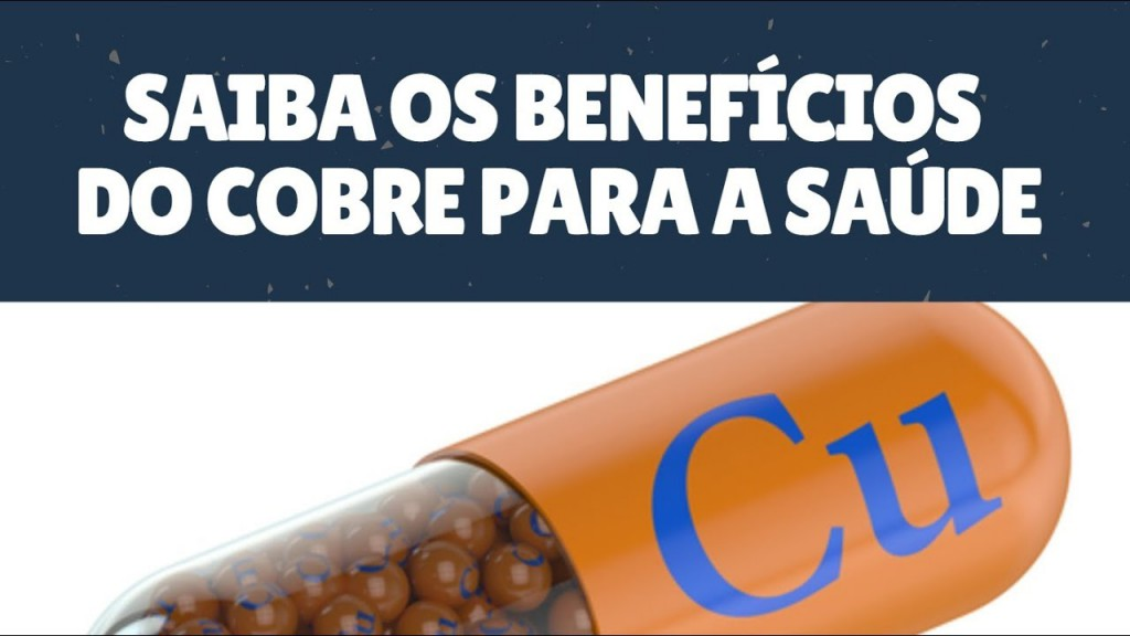 beneficios do cobre