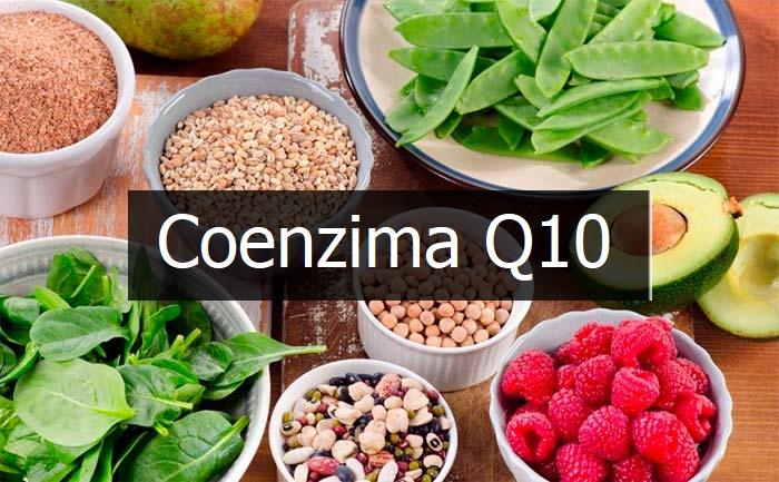 Coenzima Q10- Fontes, Benefícios e Deficiência