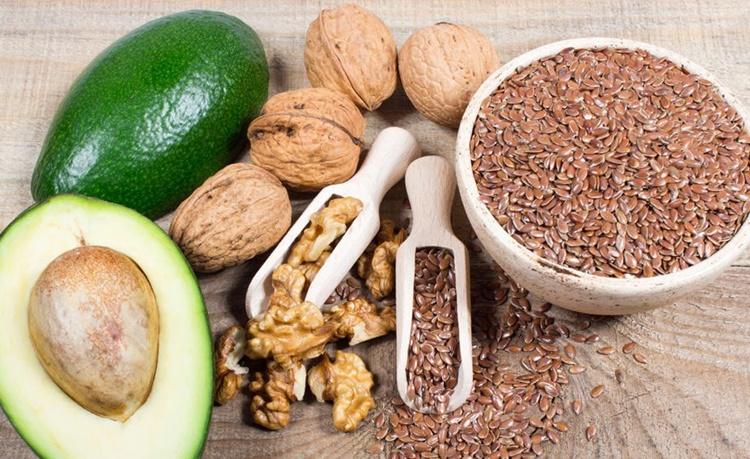 fontes de gordura insaturada