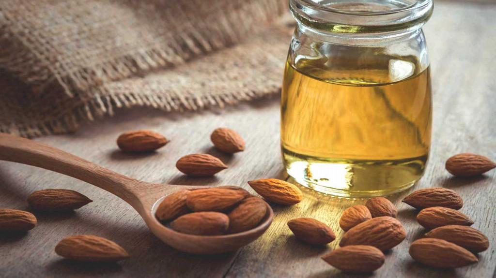oleo de Amendoa Para saude