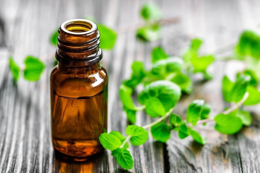 óleo de hortelã beneficios