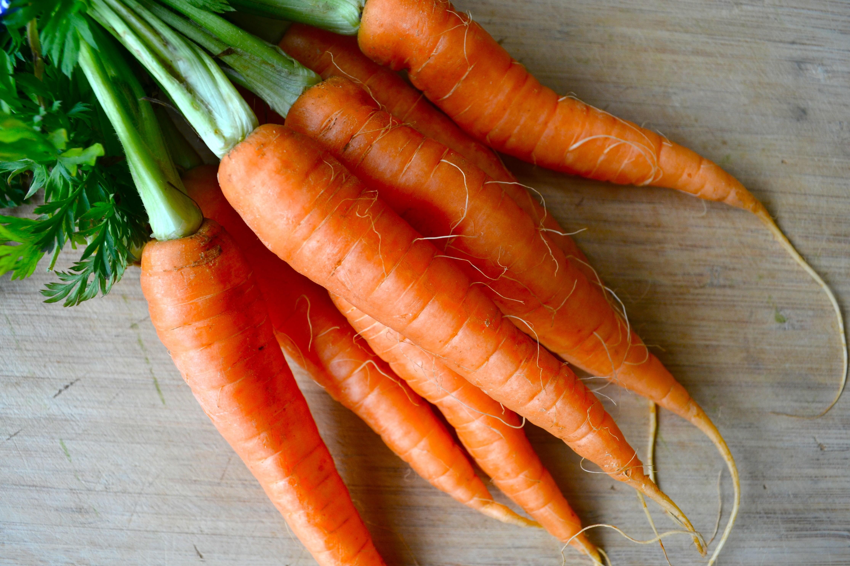 Cenoura: 40 benefícios, informação nutricional e malefícios