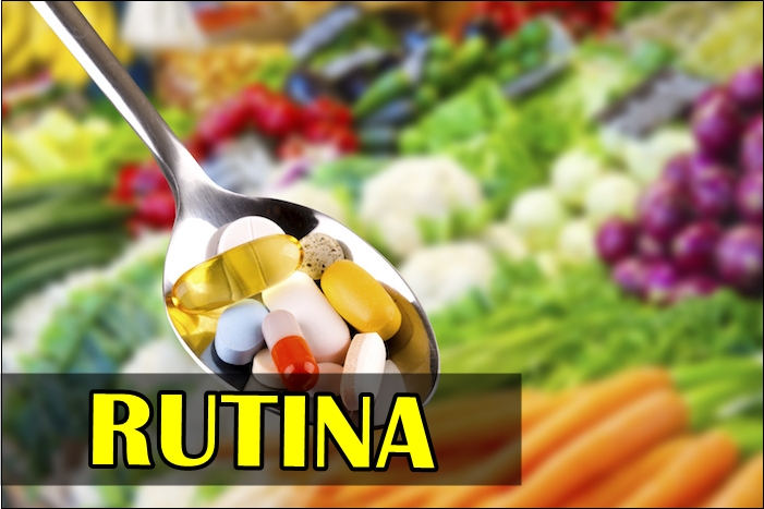 Rutina: O que é, funções, alimentos ricos, benefícios e deficiência