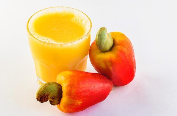 Benefícios do Suco de Caju