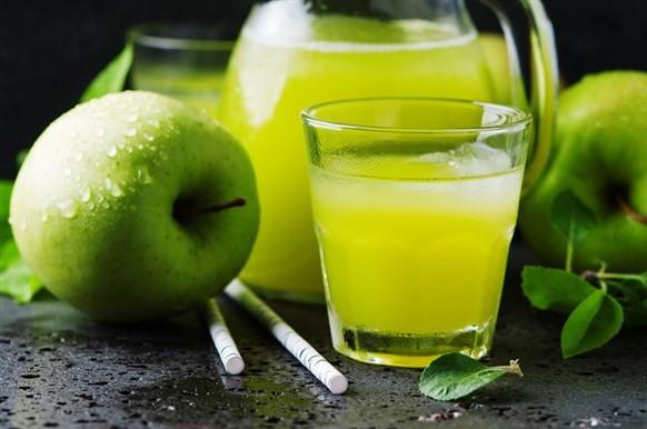 suco de maçã benefícios