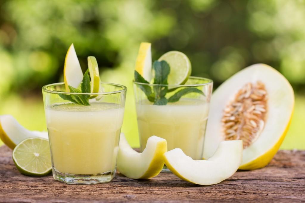 Benefícios do Suco de Melão
