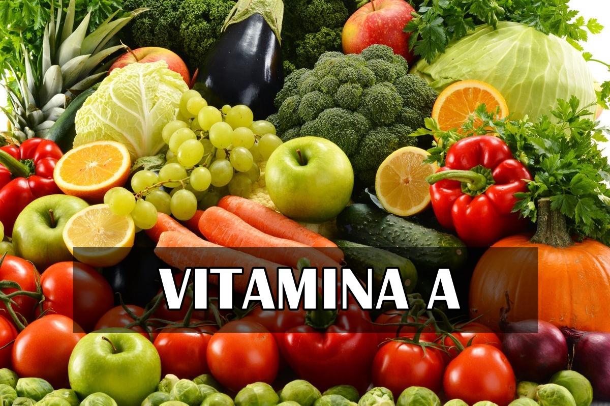 Vitamina A: O que é, funções, alimentos ricos, benefícios e deficiência