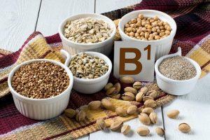alimentos ricos em vitamina b1