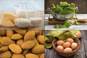 alimentos ricos em vitamina b7