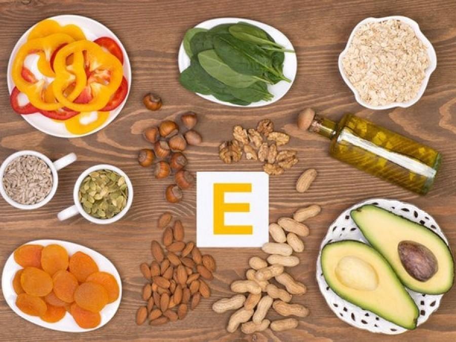Alimento Rico em Vitamina E