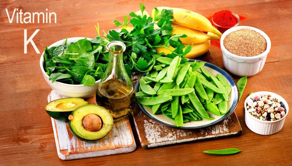 Alimentos Ricos em Vitamina K