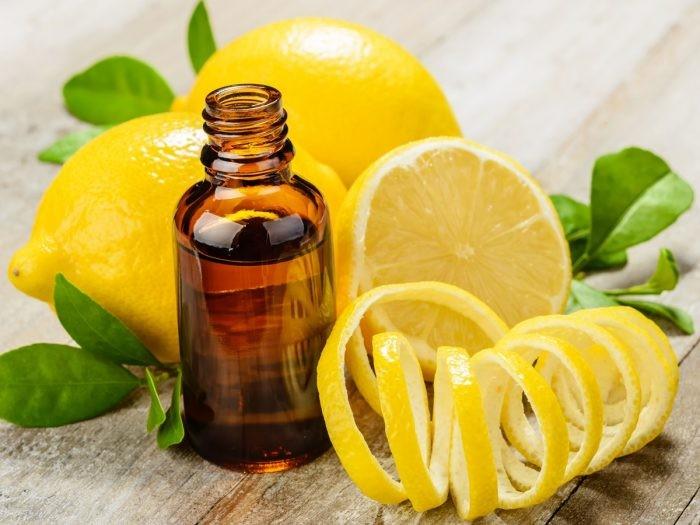 Benefício do Óleo de Limão