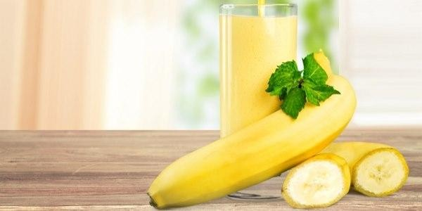 Beneficios do Suco de Banana