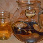 Chá de Berinjela