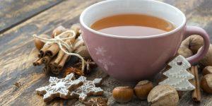 Chá de Noz Moscada