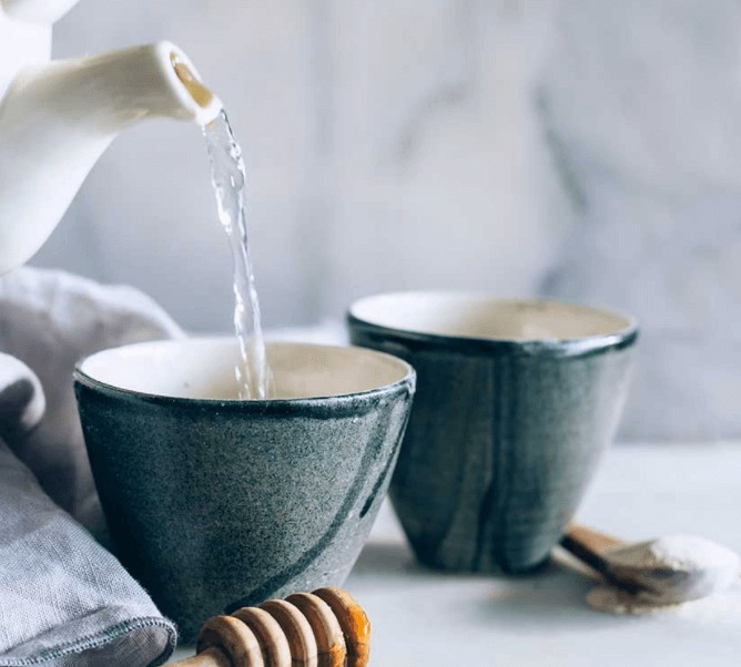 chá de olmo