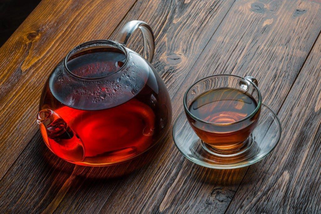 Chá de Sassafrás